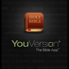 Most Used iPhone Apps | YouVersion Holy Bible 3