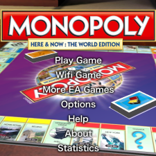 Most Used iPhone Apps | Monopoly 3
