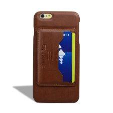 Exinoz iPhone 6s Plus Wallet Case + Stand