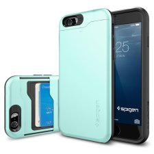 iPhone 6 Spigen Kick-Stand Teal