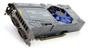 Galaxy GTX 470 Video Card