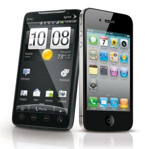 iPhone 4 vs HTC EVO 4G