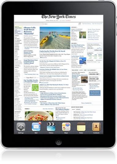 Apple iPad Multi-tasking