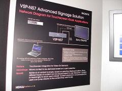 Sony Digital Signage Box