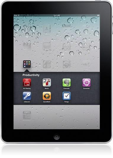 Apple iPad Folders