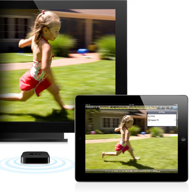 New Apple Airplay