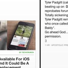 Facebook Paper Flip Stories