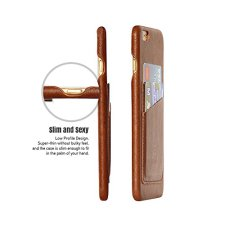 Slim Back Wallet case for iPhone 6s Plus