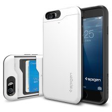 iPhone 6 Spigen Kick-Stand White