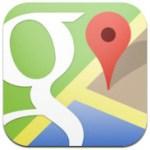 Google Maps App Icon